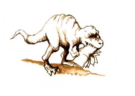 dinosaureatingbook