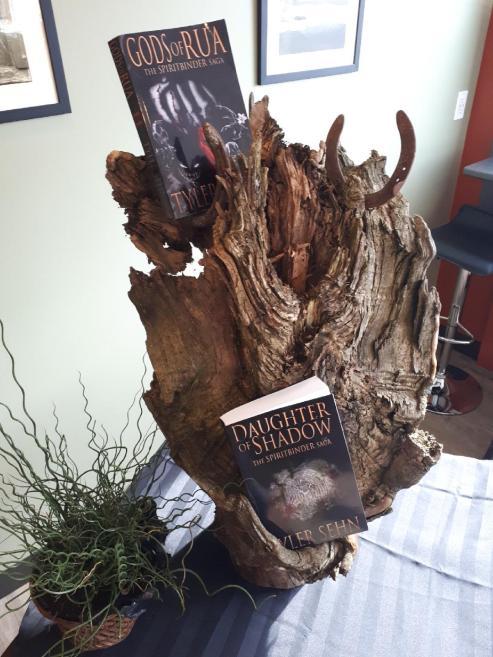Book Stump